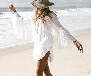 dress, beautiful, and summer image