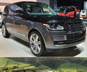 Bentley, range rover, and rolls-royce image