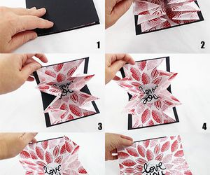 diy, card, and ideas image