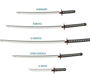 katana and sword image