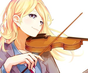 anime girl, shigatsu wa kimi no uso, and anime image