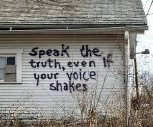 truth, quotes, and speak image