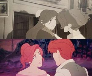 anastasia, Dimitri, and movie image