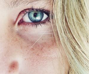 eyes, beautiful, and summer image
