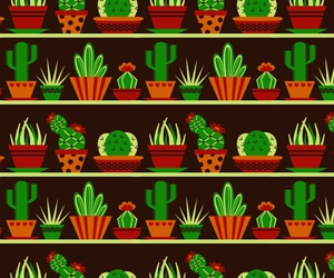 plants, nature, and pattern image