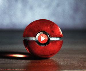 pokeball, red, and x image