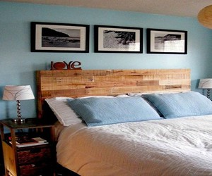 headboards, pallet headboards, and pallets headboard image