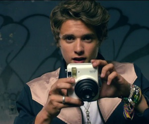 wake up, the vamps, and bradley simpson image