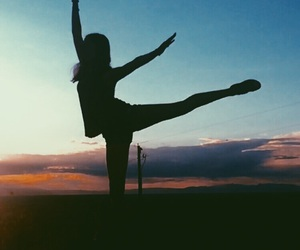 colors, dance, and hipster image