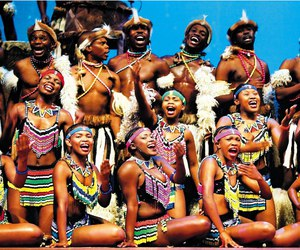 African and tribal image