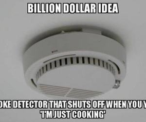 funny, cooking, and ideas image