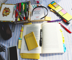 study, student, and school image