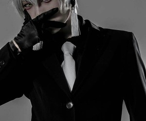 cool, cosplay, and dark image