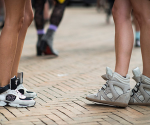 fashion, sneakers, and Isabel marant image