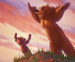 disney, movie, and brother bear image