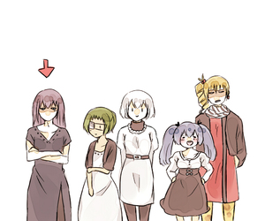 female, one eyed ghoul, and tokyo ghoul re image