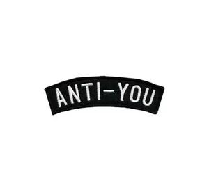 anti, background, and qoutes image