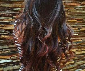 hair and bruna vieira image