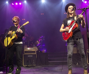 concert, music, and ed sheeran image