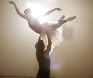 ballet, be free, and beautiful image