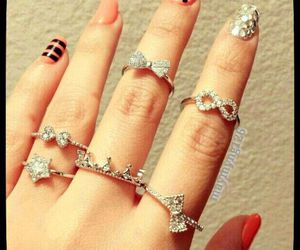 rings, fashion, and cute image