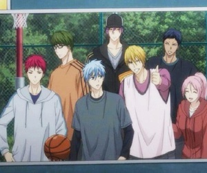 kuroko no basket, knb, and kuroko tetsuya image