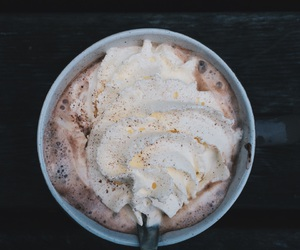 chocolate, cozy, and inspo image