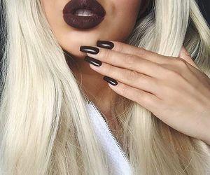 nails, lips, and hair image