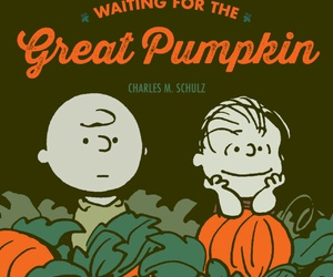 Halloween and peanuts image