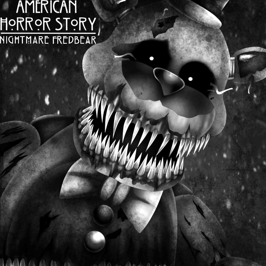 american horror story letters american horror story nightmare fredbear letters me 489