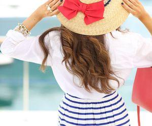 beautiful, fashion, and hat image