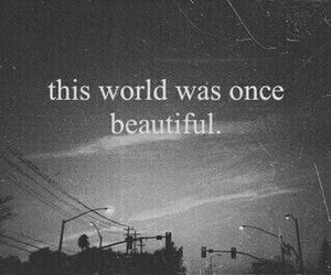 aesthetic, beautiful, and sad image