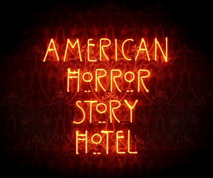 ahs, american horror story, and hotel image