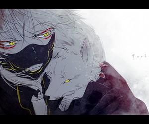anime, fox, and anime boy image