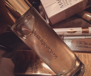 makeup, luxury, and YSL image