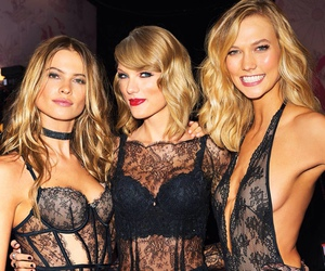 Karlie Kloss, Taylor Swift, and Behati Prinsloo image