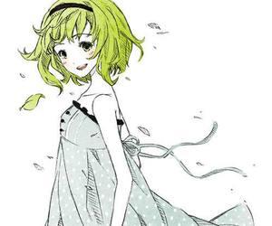 anime, anime girl, and gumi image