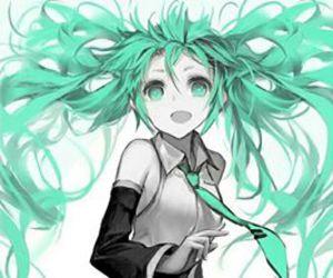 vocaloid, anime girl, and hatsune miku image