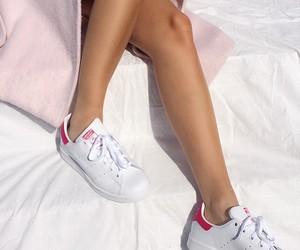 adidas, pastel, and fashion image