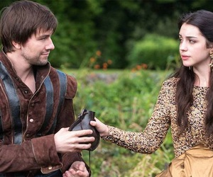 reign, bash, and mary image