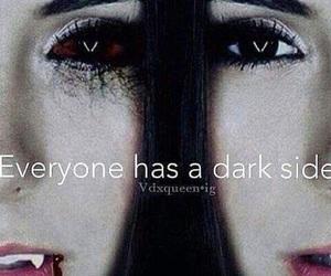 elena, Nina Dobrev, and vampire image