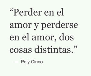 ​amor, poly cinco, and frases image
