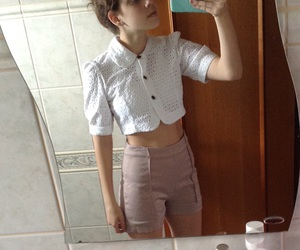 body, clothes, and cropped image