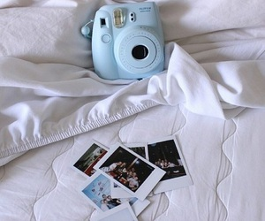 camera, blue, and photo image