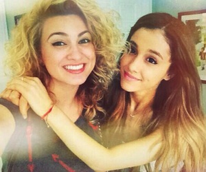 ariana grande, tori kelly, and ariana image