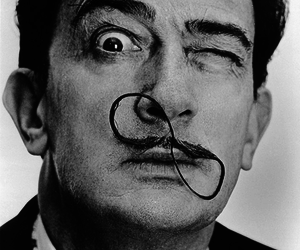 dali, salvador dali, and infinity image