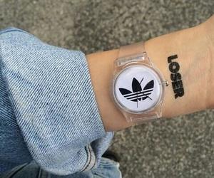 adidas, loser, and tumblr image
