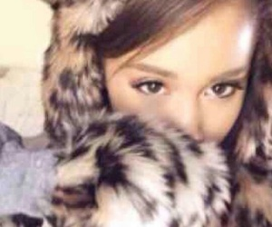 ariana, grande, and meeow image
