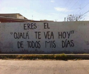 frases, accion poetica, and ojala image