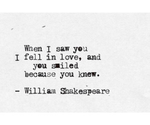 love, quote, and william shakespeare image